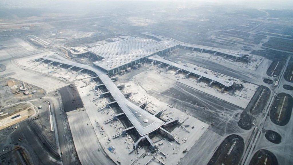 Yeni Havalimanı Erdoğan'ı bekliyor! İşte tarihi inişin detayları