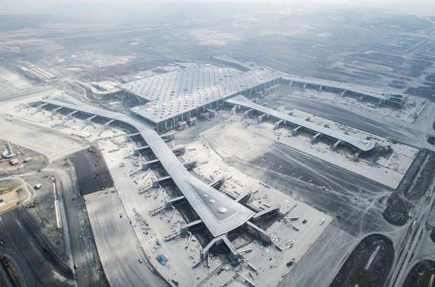 Son Dakika: Yeni Havalimanı'na tarihi inişin detayları belli oluyor. Ekipmanlar yola çıktı