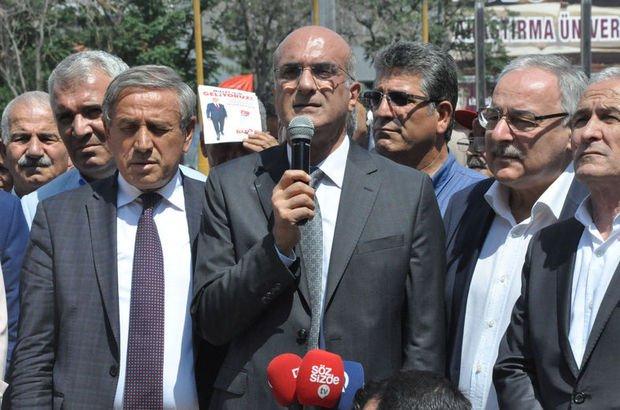 CHP'den İnce'nin Ankara mitingine davet
