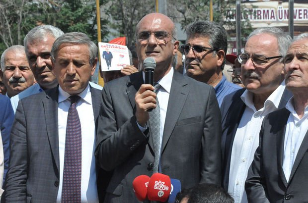 Son dakika... CHP'den İnce'nin Ankara mitingine davet