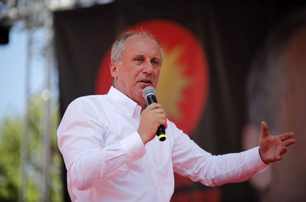 Muharrem İnce'den AK Partili vekil adayına tepki
