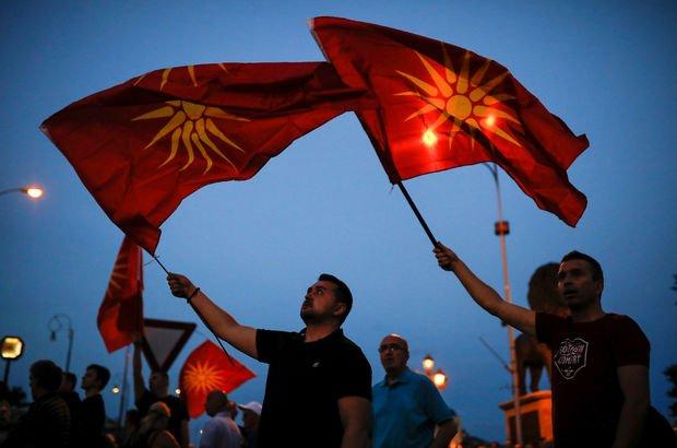 Makedonya'nın ismi değişti!