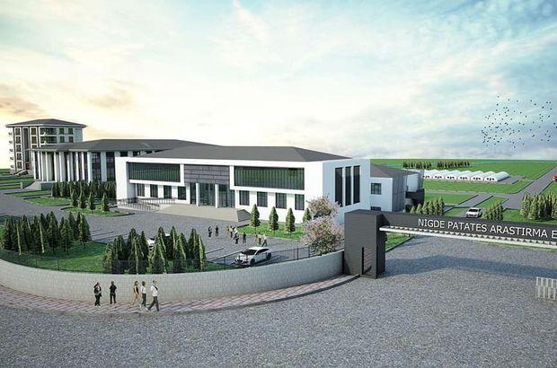 Niğde'de Ar-Ge Merkezi ve Patates Laboratuvarı kurulacak
