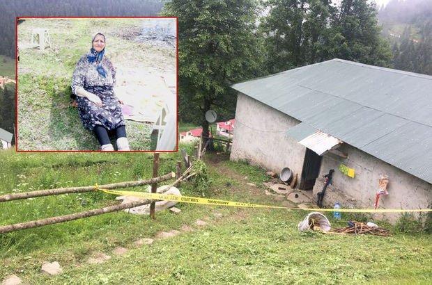 Şizofren kızı tarafından öldürülen anne, onu hastanede bırakmamış