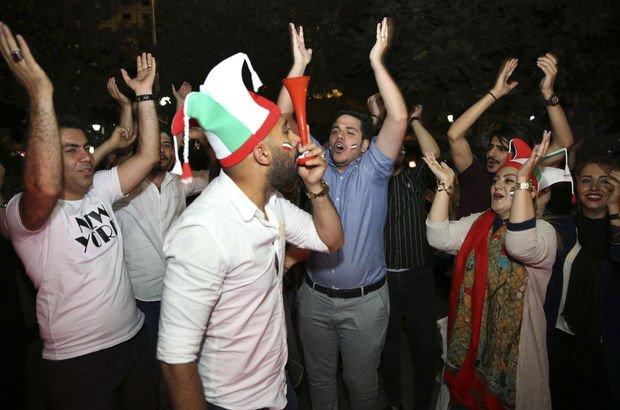 İran'da İspanya maçına yasak!