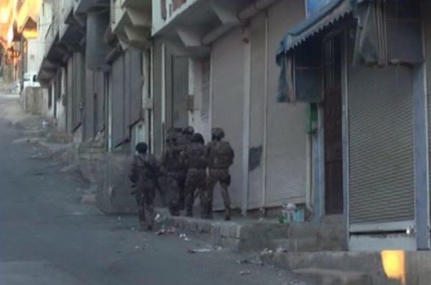 Gaziantep'te terör operasyonu: Çok sayıda gözaltı
