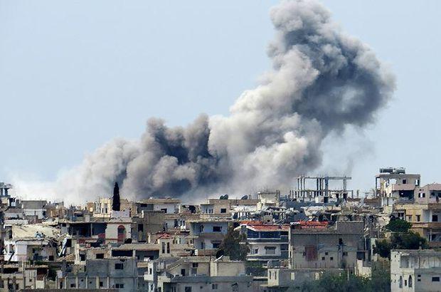 Esad ve İran Suriye'nin güneyinde operasyon başlattı