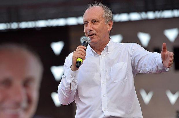 CHP'nin cumhurbaşkanı adayı İnce Mersin'de vatandaşlara seslendi