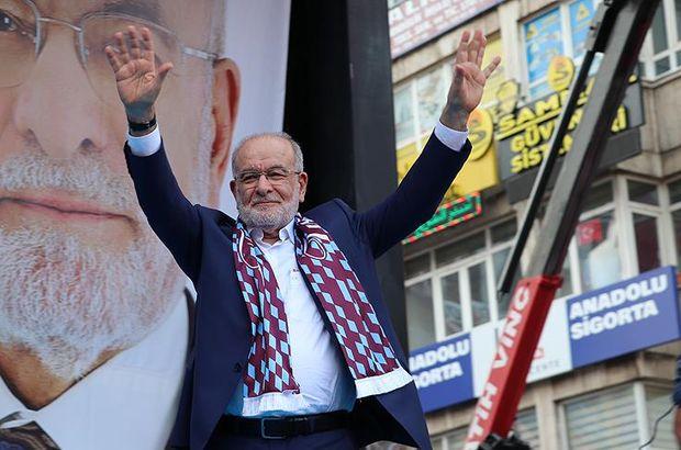 Saadet Partisi Genel Başkanı Karamollaoğlu'dan seçim vaatleri