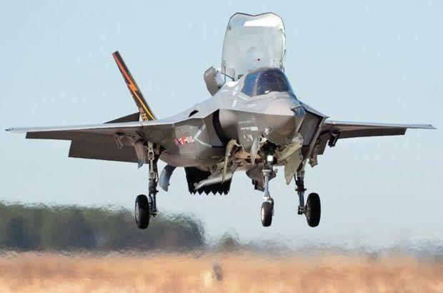 ABD, F-35'leri Türkiye'ye teslim etmeye hazırlanıyor