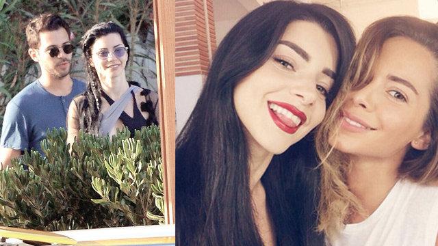 Hakan Sabancı'nın eski sevgilisi Eliz Sakuçoğlu, Merve Boluğur'u sildi - Magazin haberleri