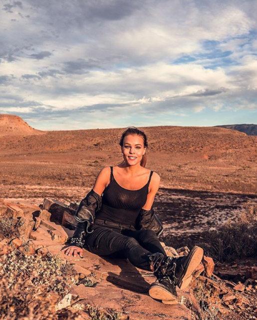 Dünyanın en seksi pilotu Malin Rydqvist sosyal medyada fenomen oldu