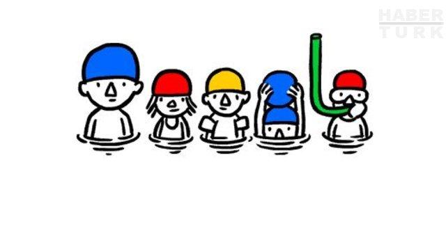Yaz Gündönümü Doodle! İşte geçmişteki Yaz Gündönümü Doodle'ları (Yaz Gündönümü nedir?)