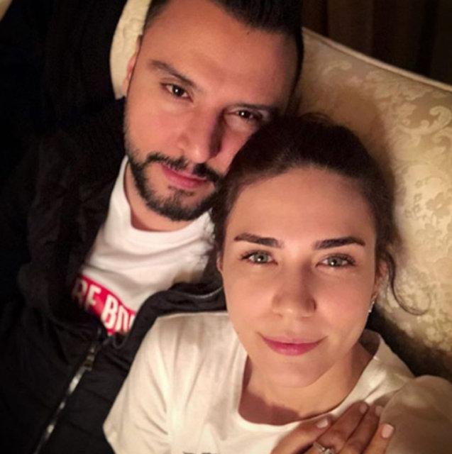 Alişan eşi Buse Varol ile paylaşımını eleştirenlere tepki gösterdi - Magazin haberleri