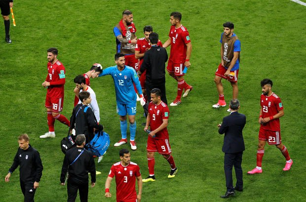 İranlı antrenör hastaneye kaldırıldı!