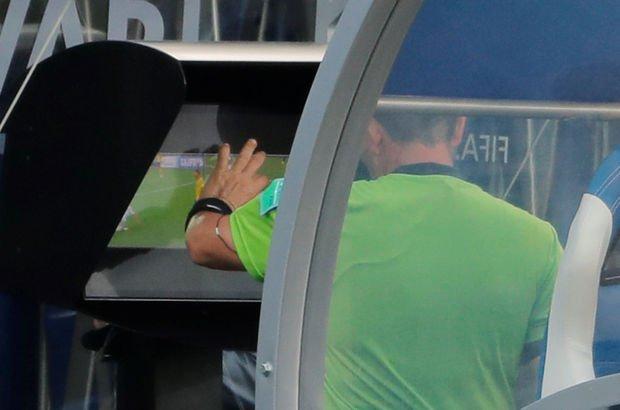 2018 Dünya Kupası'nda rekora az VAR!