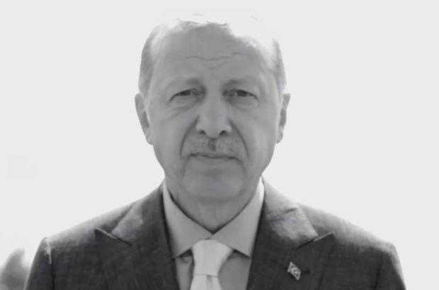 Cumhurbaşkanı Recep Tayyip Erdoğan'dan