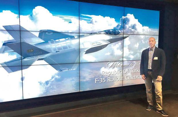 30 F-35 siparişi kesinleşti. F-35 üretim üssü kapılarını Habertürk'e açtı
