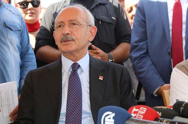 Kılıçdaroğlu: Ben de kararlıyım!