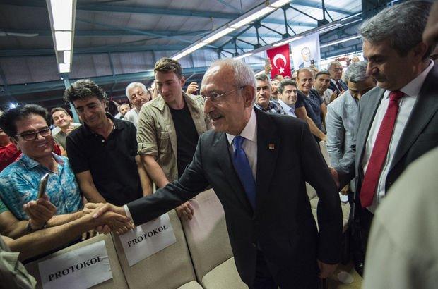 Kılıçdaroğlu: Cesaret edip bizi kendi televizyonlarına bile davet edemiyorlar