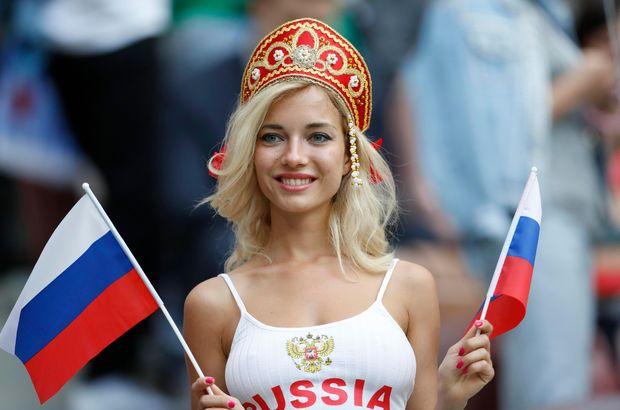 Rus taraftar Dünya Kupası