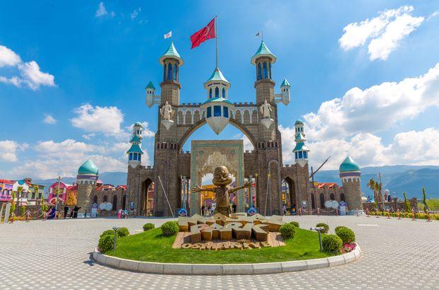 Dünyanın en büyük tema parklarından biri olacak