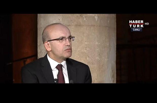 Son Dakika: Mehmet Şimşek:
