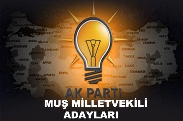 Muş AK Parti milletvekili aday listesi! 2018 AK Parti Muş milletvekili adayları