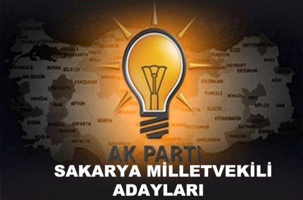 Sakarya AK Parti milletvekili aday listesi