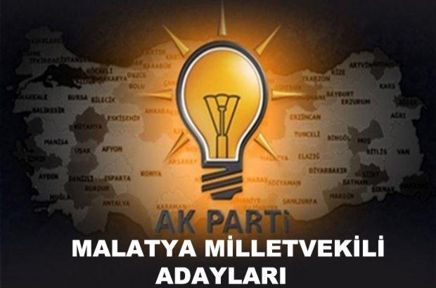 Malatya AK Parti milletvekili aday listesi! AK Parti'nin milletvekili adayları
