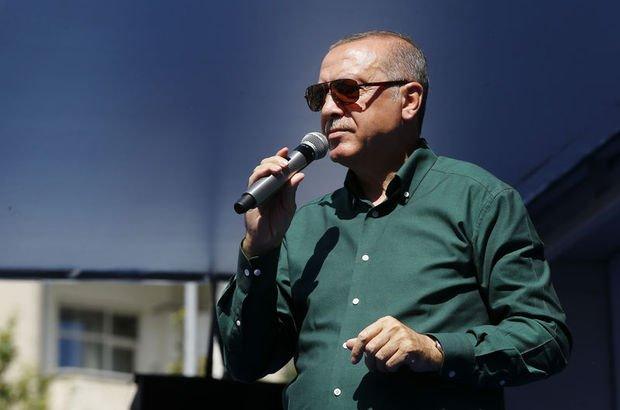 Son Dakika... Erdoğan: 'Kandil'de 35 önemli ismi bitirdik'