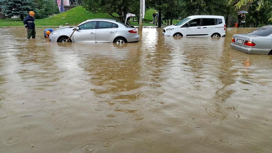 Meteoroloji'den Ankara için kritik uyarı!