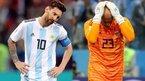 Arjantin'e büyük şok!