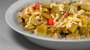 Değişik zeytinyağlı yemek tarifleri: Fasülye diblesi nasıl yapılır? Yeşil fasülye diblesi tarifi...