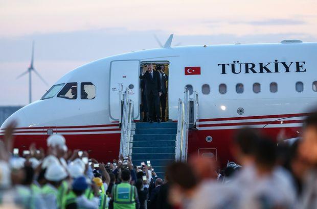 Son dakika... Cumhurbaşkanı Erdoğan'ın
