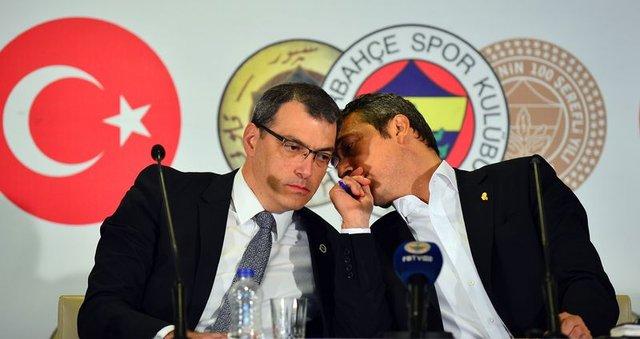 Fenerbahçeli yöneticiler transfer için İngiltere'de