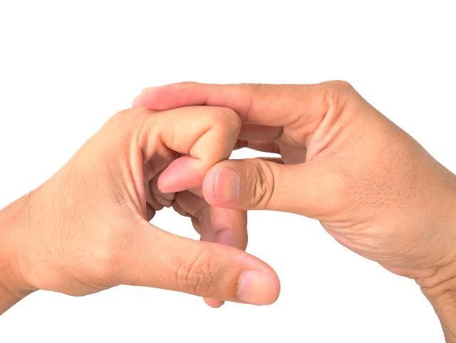 Parmak çıtlamasının nedeni çözüldü!