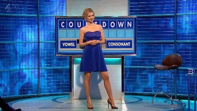 Rachel Riley, Dünya Kupası için sözünü verdi! İngiltere kazanırsa yayına çıplak çıkacak!