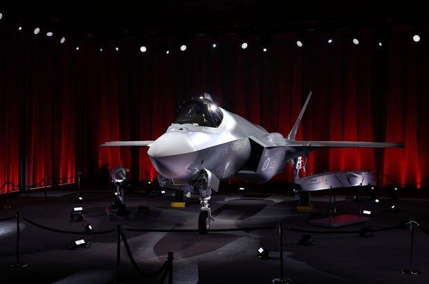 Mutlu son: Türkiye ilk F-35 savaş uçağını aldı!