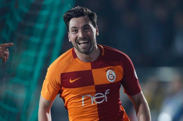 Sinan Gümüş'e yıllık 5.5 milyon TL! (Galatasaray haberleri)