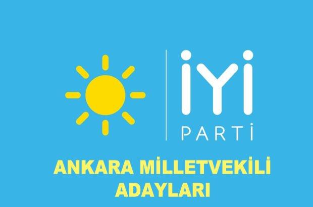 Ankara İyi Parti milletvekili aday listesi 2018! İyi Parti'nin Ankara milletvekili adayları