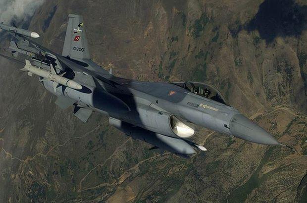 TSK: Kuzey Irak'ta 9 terörist etkisiz hale getirildi