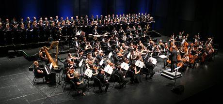 9. Uluslararası İstanbul Opera Festivali  gala konseriyle başladı