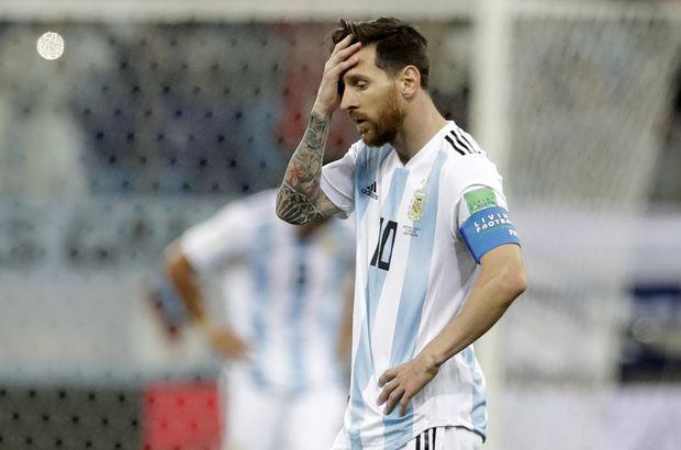Messi bildiğiniz gibi! Dünya Kupası haberleri