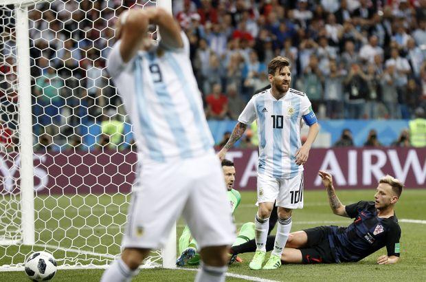 Arjantin nasıl tur atlar? (2018 Dünya Kupası)
