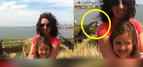 Photobomb diye buna denir! Sosyal medya bu fotoğraflara gülüyor!