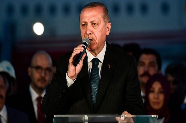 Cumhurbaşkanı Erdoğan: Yeni sistemde bakanlık sayısını 16'ya indireceğiz