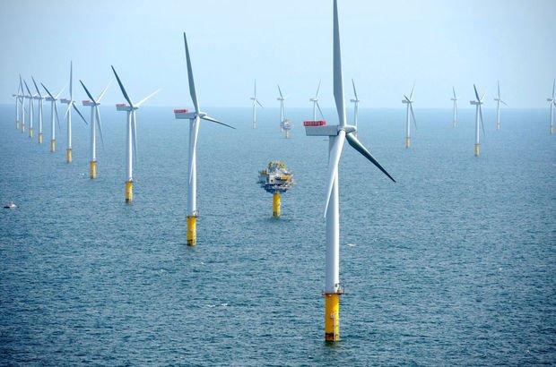 Türk karasularında 2 milyar dolarlık rüzgar santrali