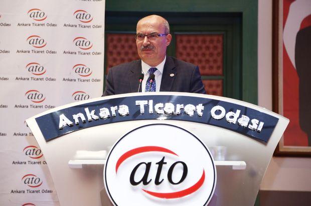 ATO Başkanı Baran'dan vergi barışı çağrısı