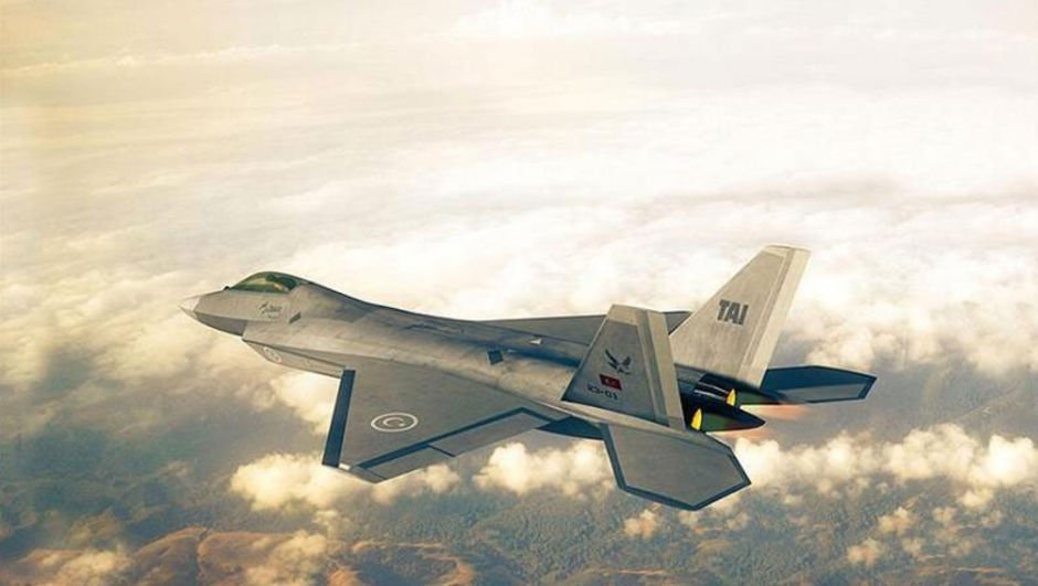Milli savaş uçağı için dev işbirliği